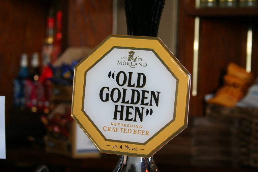 Old Golden Hen Beer